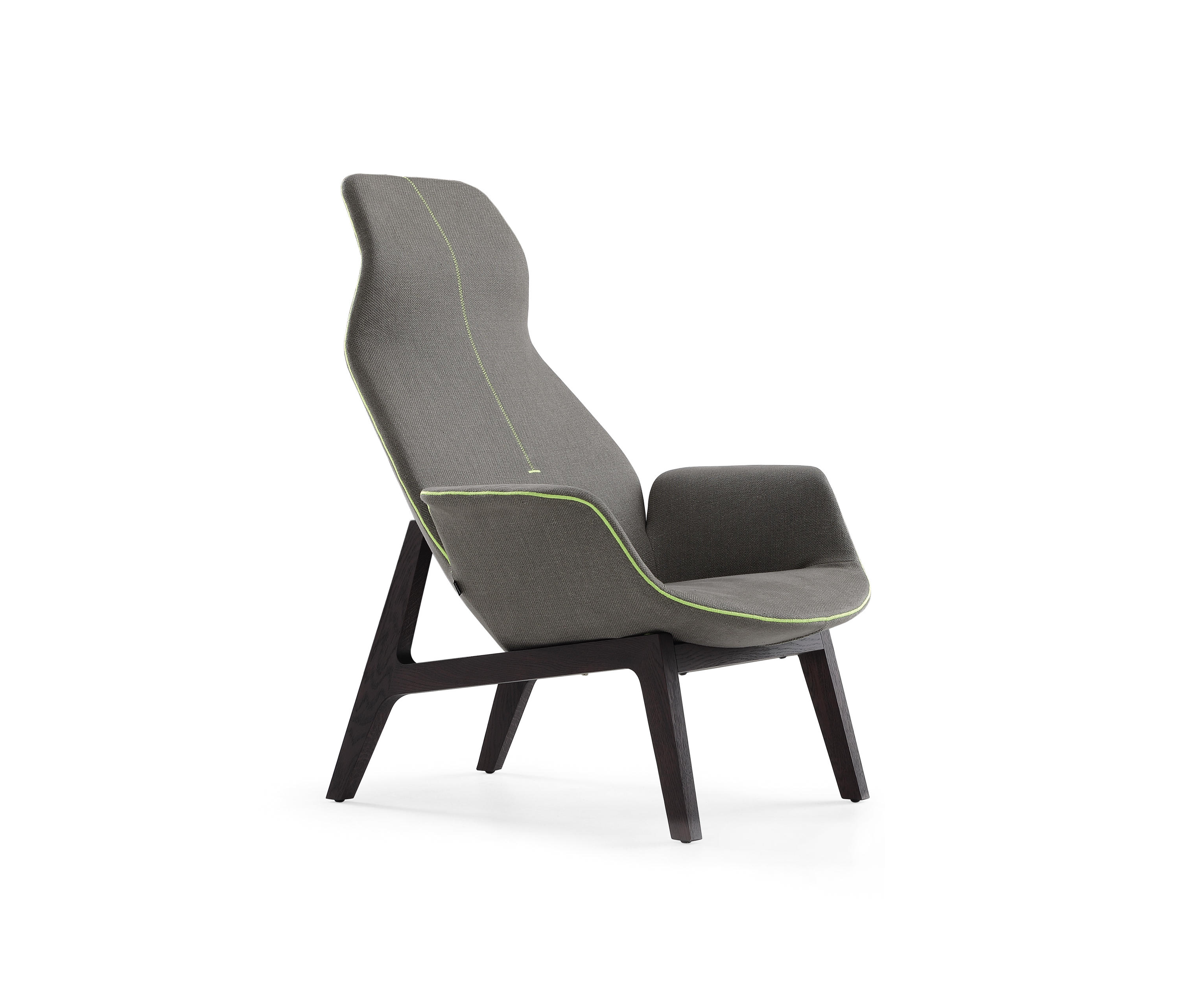chair miller swoop chairs gif seating herman stacking limerick