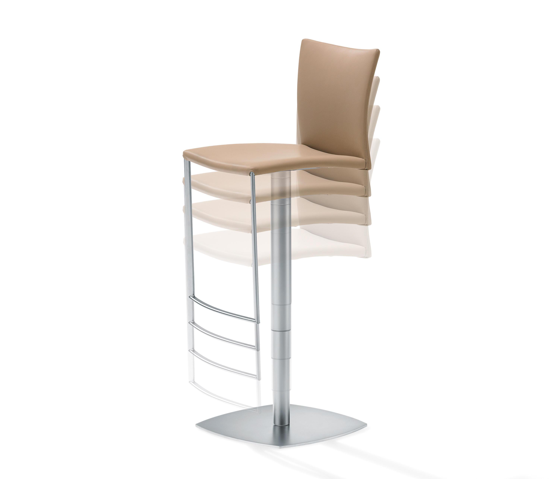 nobile soft barhocker 2079 ii barhocker von draenert architonic. Black Bedroom Furniture Sets. Home Design Ideas