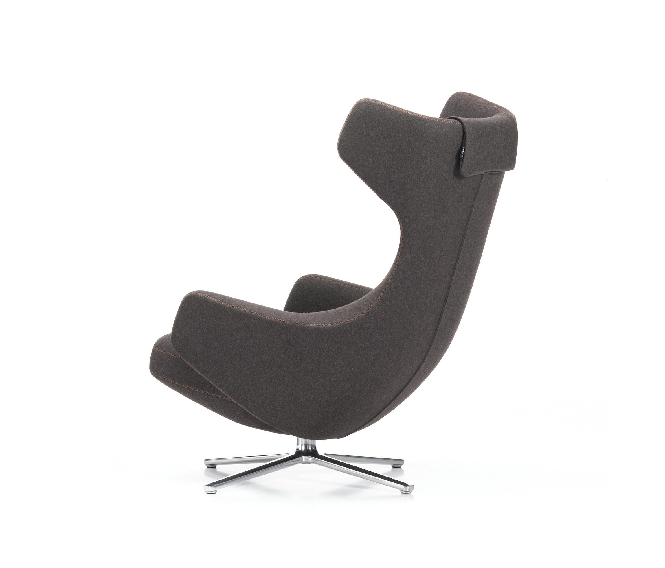 grand repos lounge chairs from vitra architonic. Black Bedroom Furniture Sets. Home Design Ideas