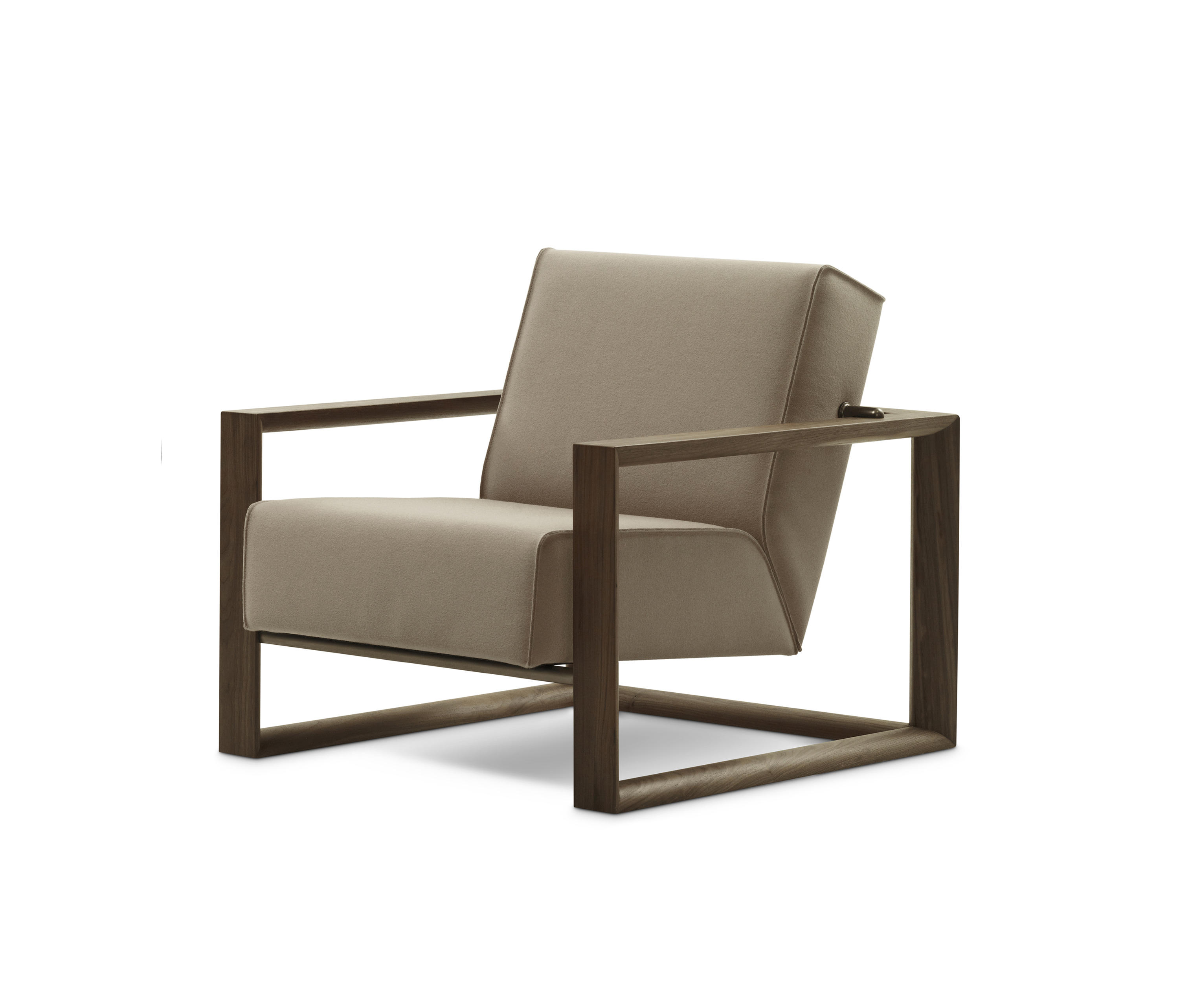 DICKENS ARMCHAIR Lounge chairs from Montis