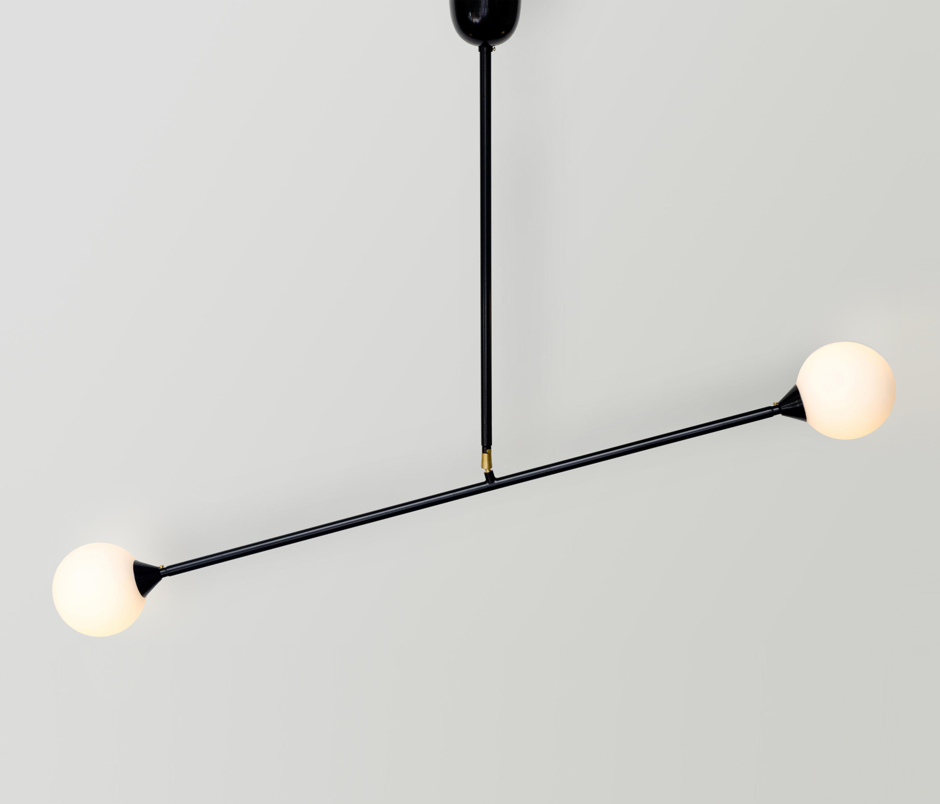 Two Spheres Ceiling Lights From Atelier Areti Architonic