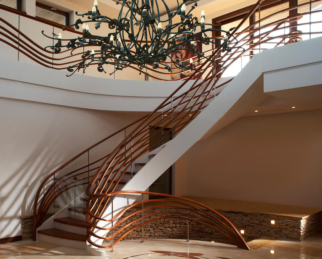 Moskau Wood Stairs From Siller Treppen Architonic