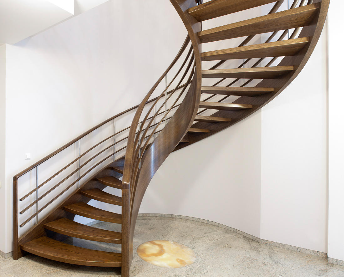 amsterdam wood stairs from siller treppen architonic. Black Bedroom Furniture Sets. Home Design Ideas