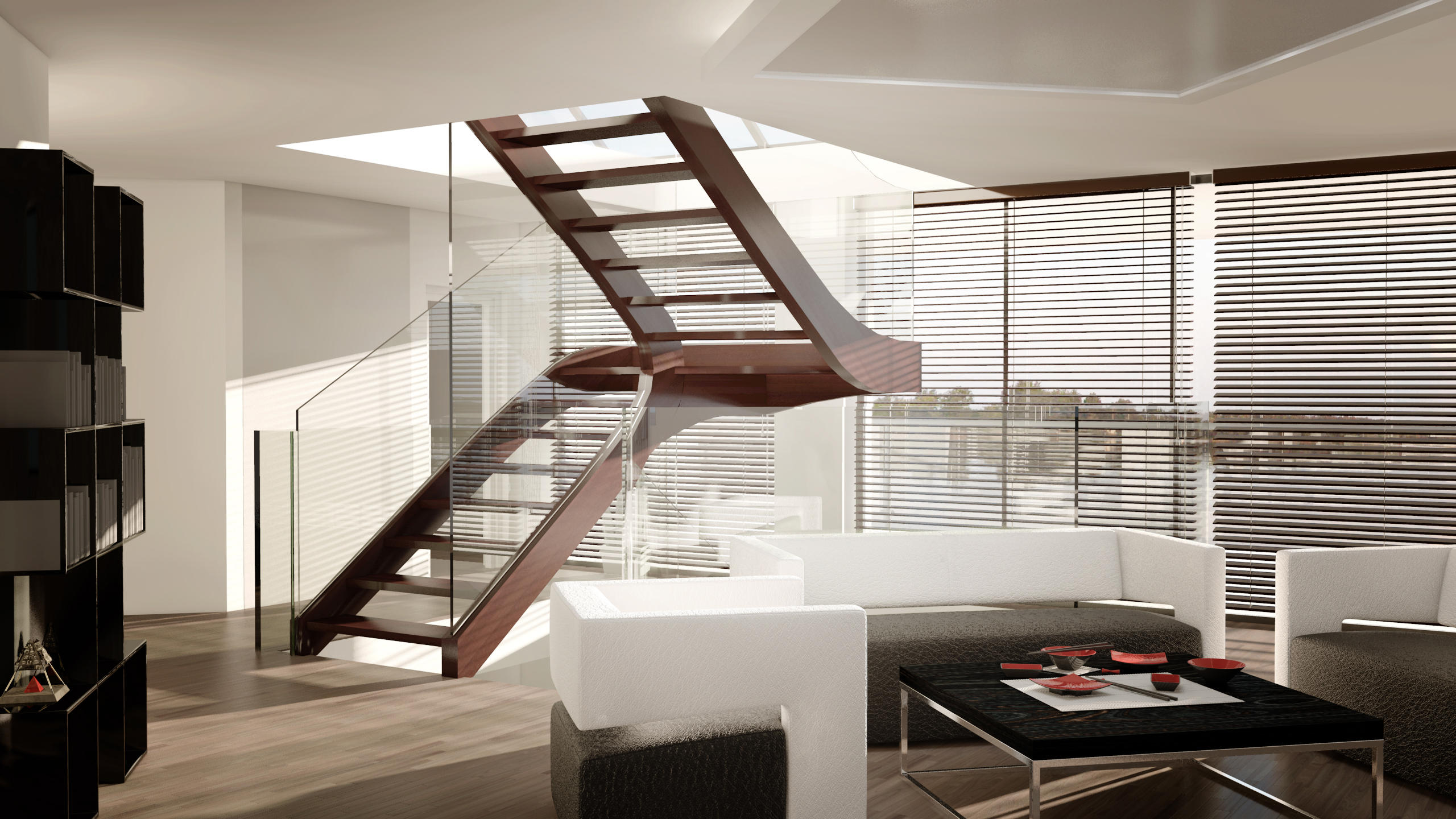 melbourne wood stairs from siller treppen architonic. Black Bedroom Furniture Sets. Home Design Ideas