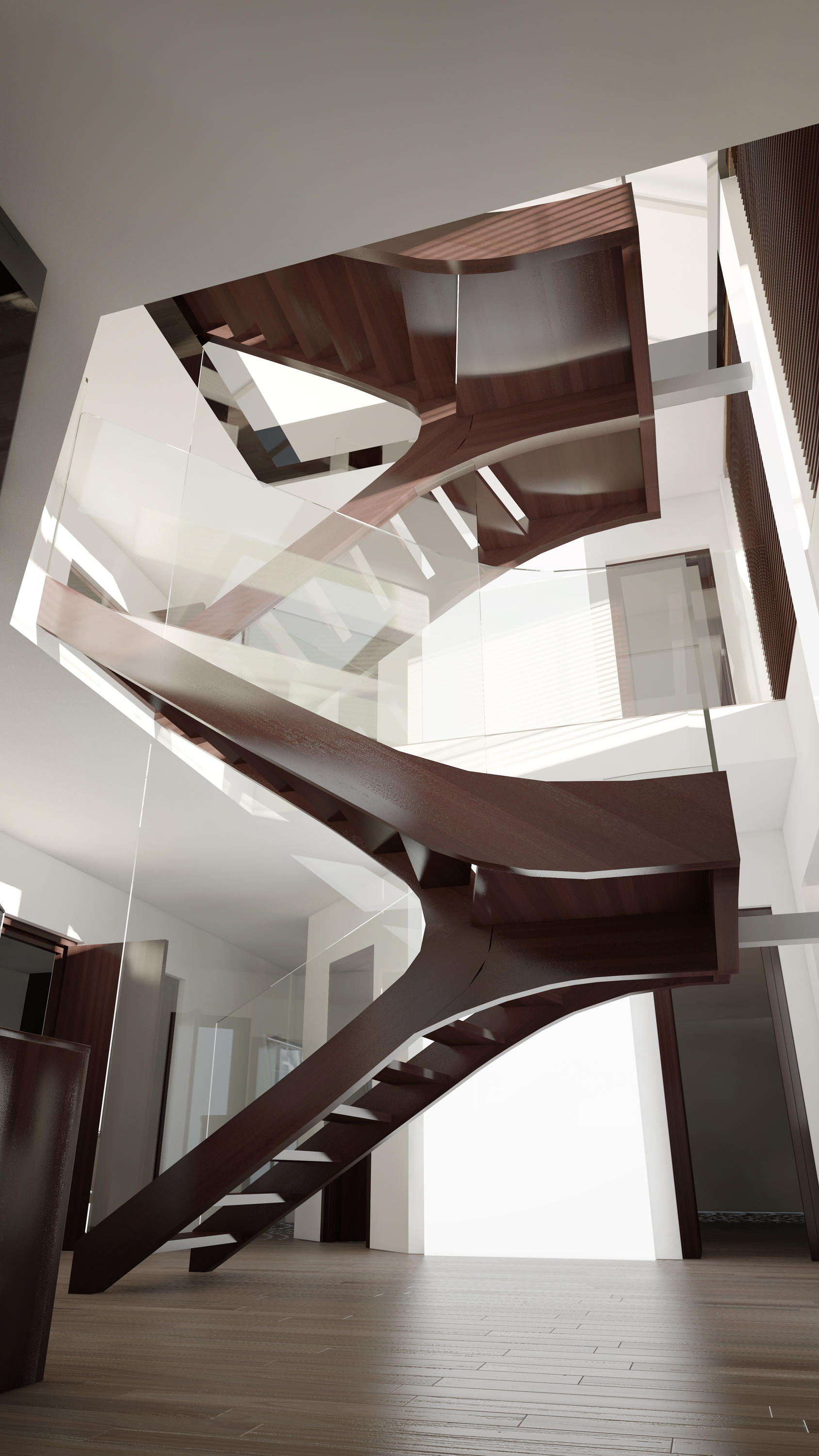 ... Melbourne By Siller Treppen | Staircase Systems