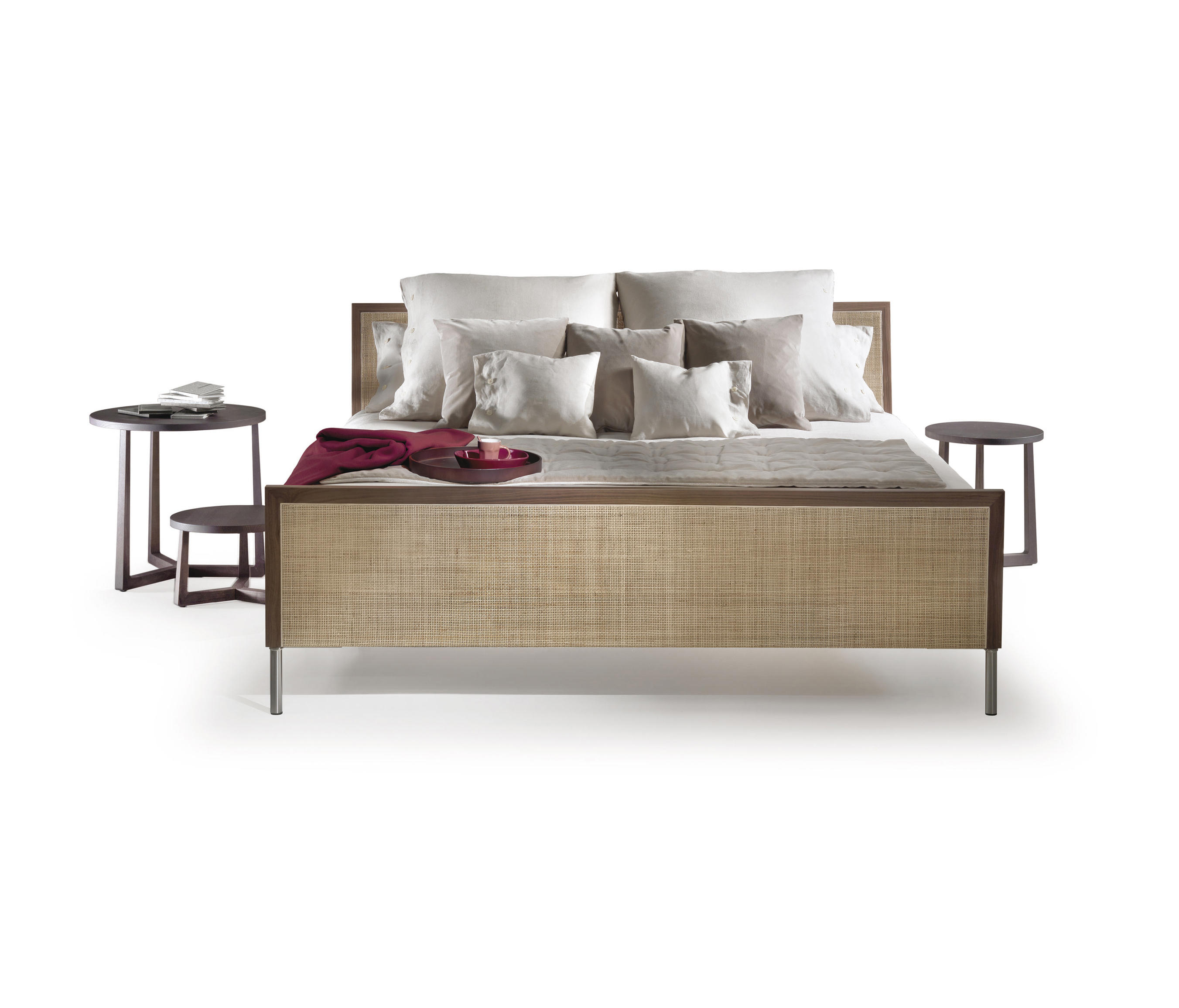 PIANO BED Double beds from Flexform