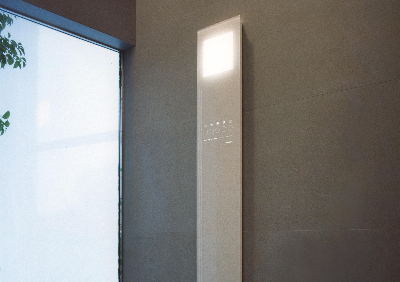 touch steam avec porte spaziodue 105 turkish baths de effegibi architonic. Black Bedroom Furniture Sets. Home Design Ideas
