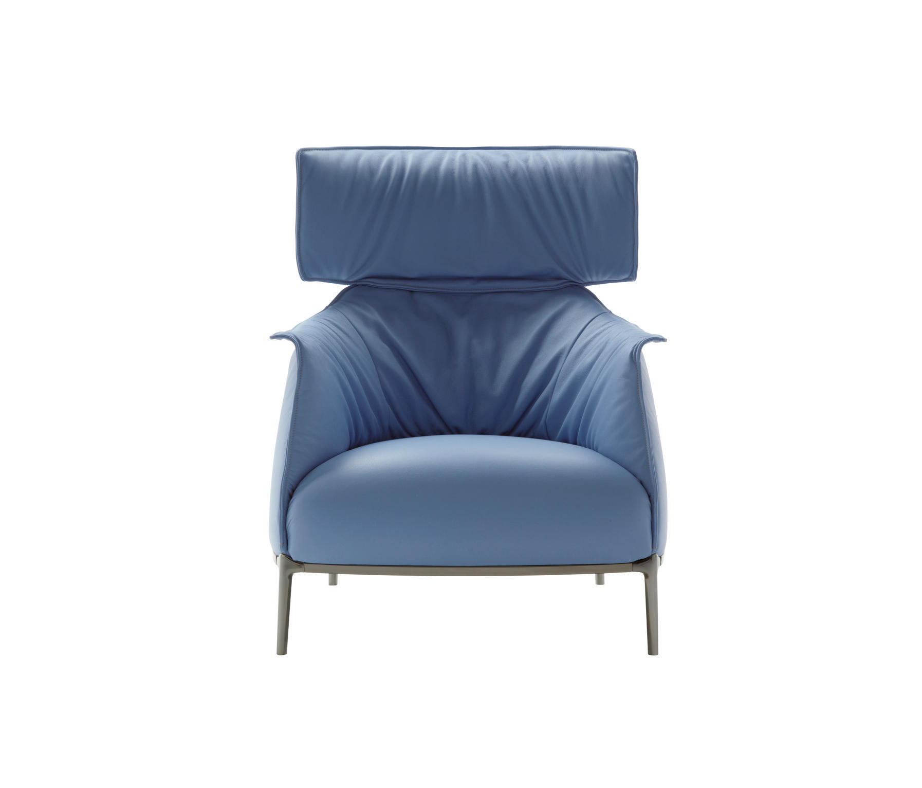 Archibald king armchairs from poltrona frau architonic - Archibald poltrona frau ...