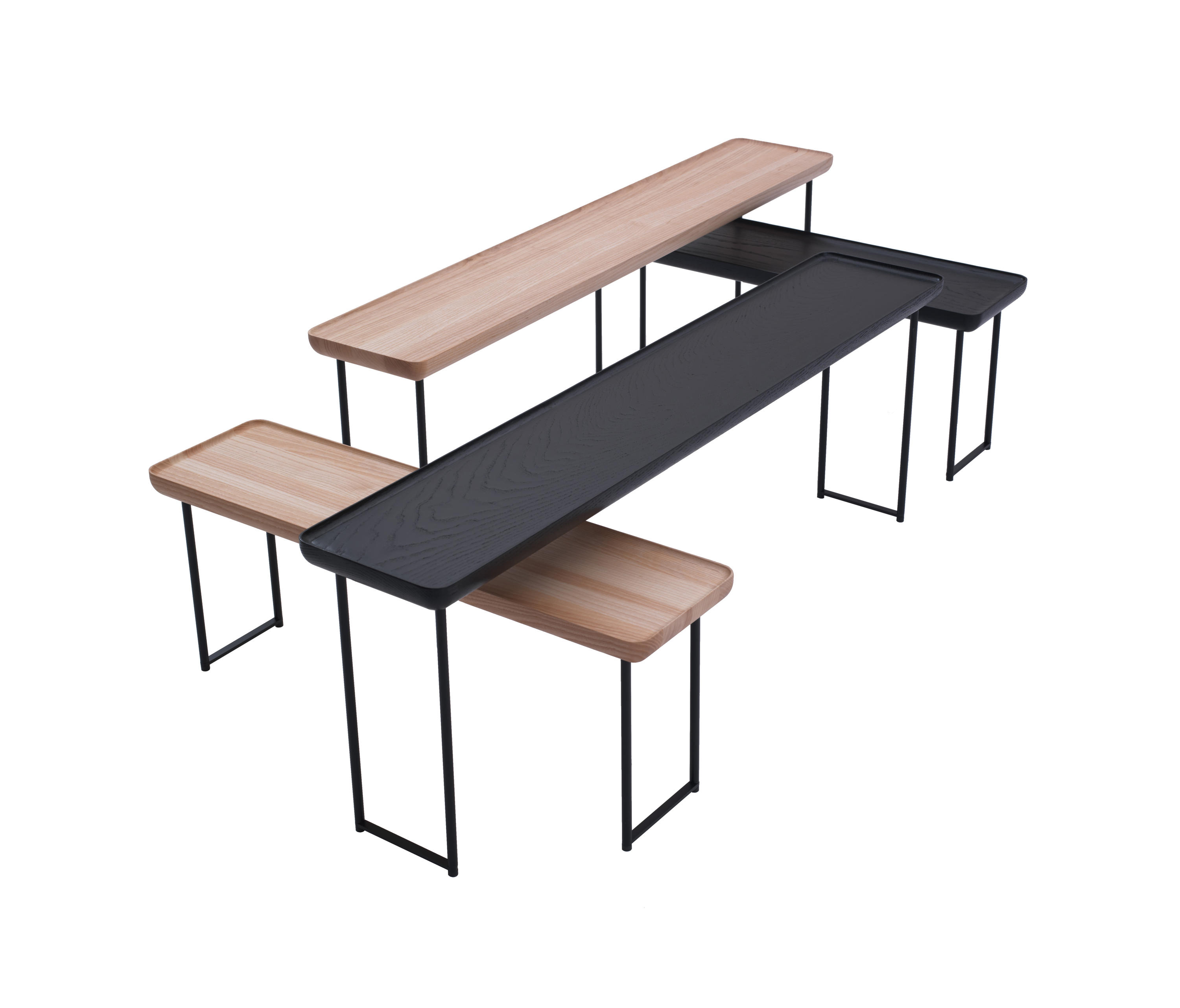 381 Torei Side Tables From Cassina Architonic