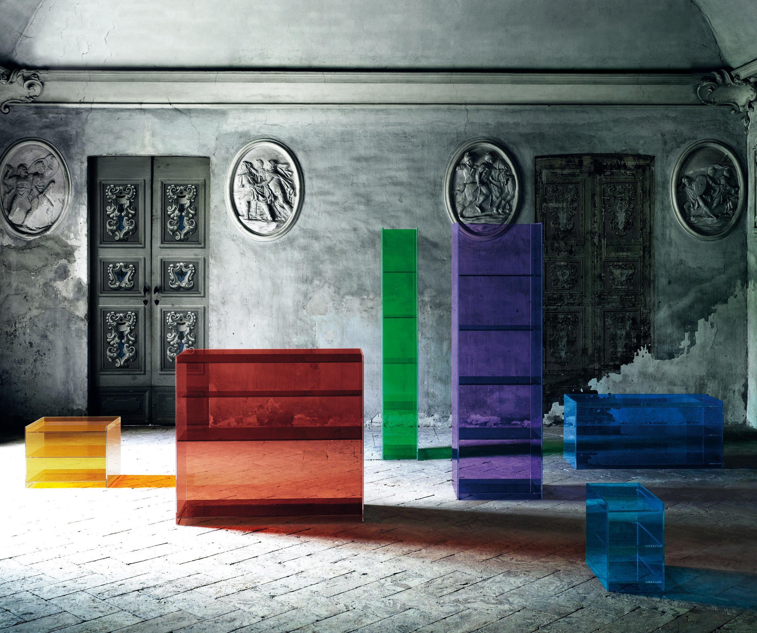 dr jekyll and mr hyde regale von glas italia architonic. Black Bedroom Furniture Sets. Home Design Ideas