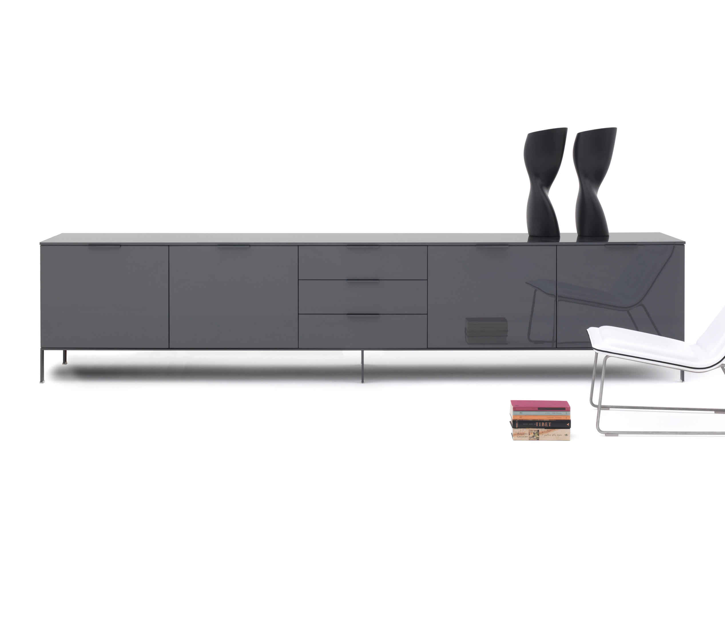 flexi container sideboards from cappellini architonic. Black Bedroom Furniture Sets. Home Design Ideas