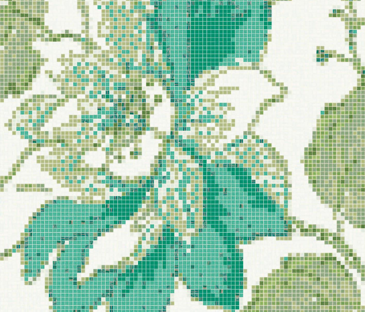 MARELLA GREEN A - Mosaici Bisazza  Architonic