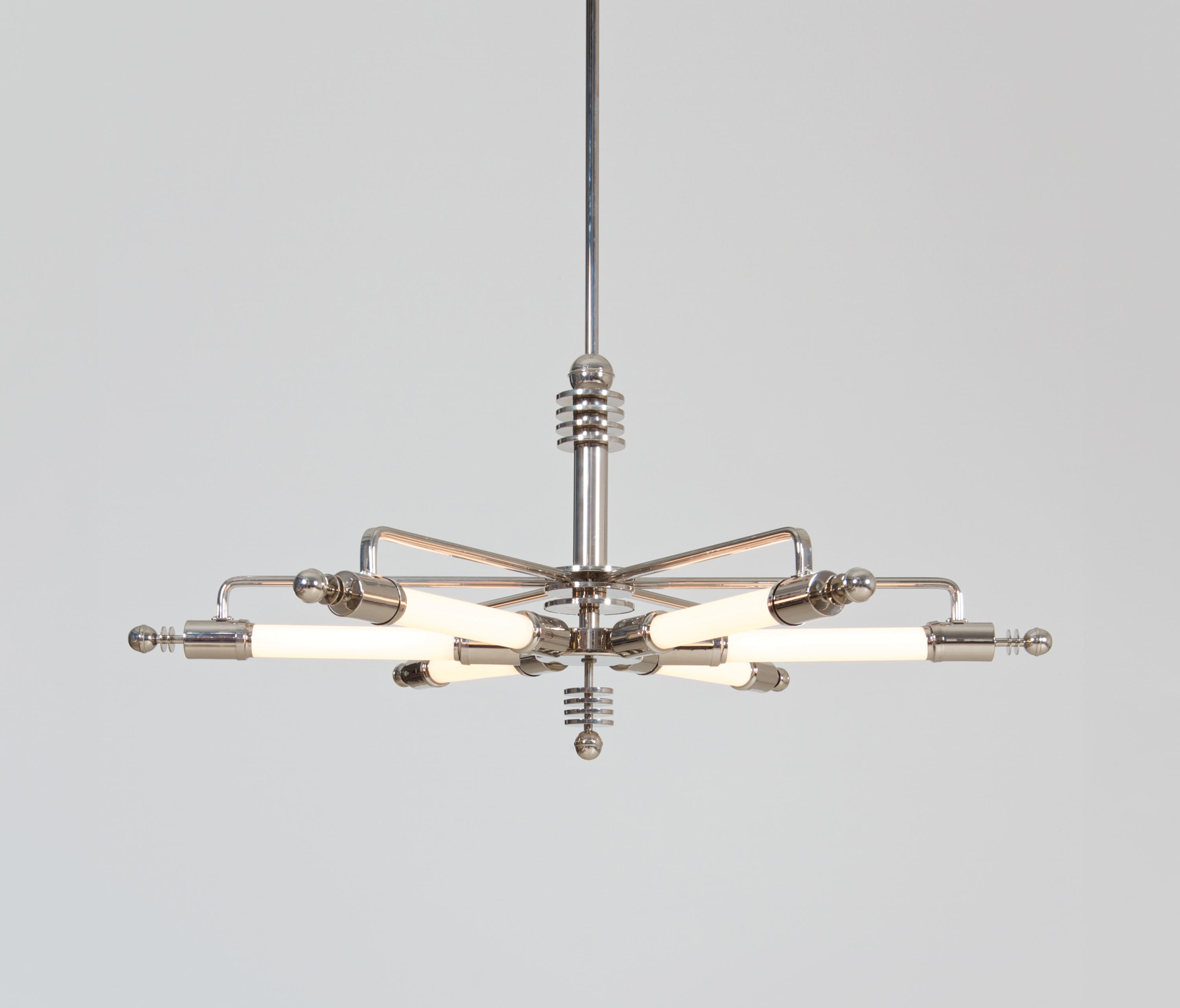 Pendant Lamp Metropolis In Machine Age Design By Zeitlos Berlin Suspended