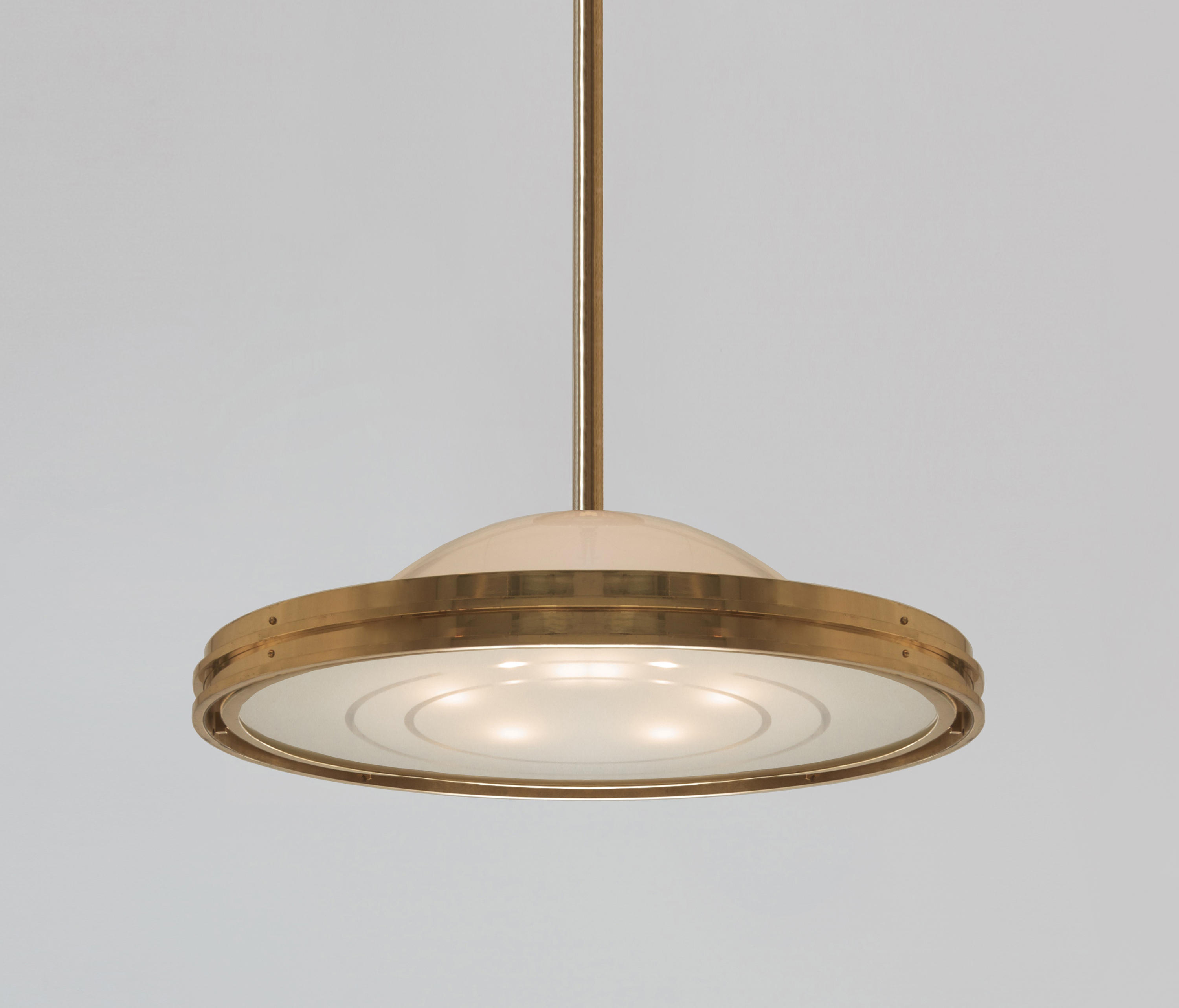 Pendant Lamp Berlin In The Style Of Bauhaus Modernism By Zeitlos