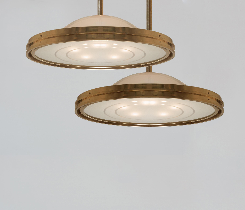 deckenlampe berlin im stil der bauhaus moderne allgemeinbeleuchtung von zeitlos berlin. Black Bedroom Furniture Sets. Home Design Ideas
