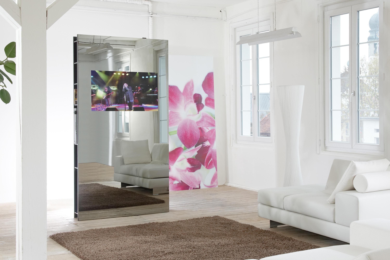 fernseher als raumteiler cheap schn kamin raumteiler fernseher gallery with fernseher als. Black Bedroom Furniture Sets. Home Design Ideas