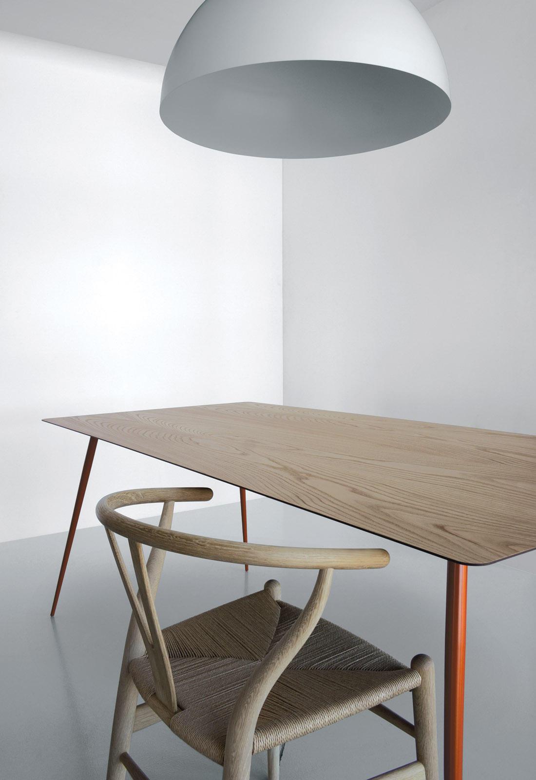 Spillo sp05 tavoli da pranzo extendo architonic for Produttori tavoli