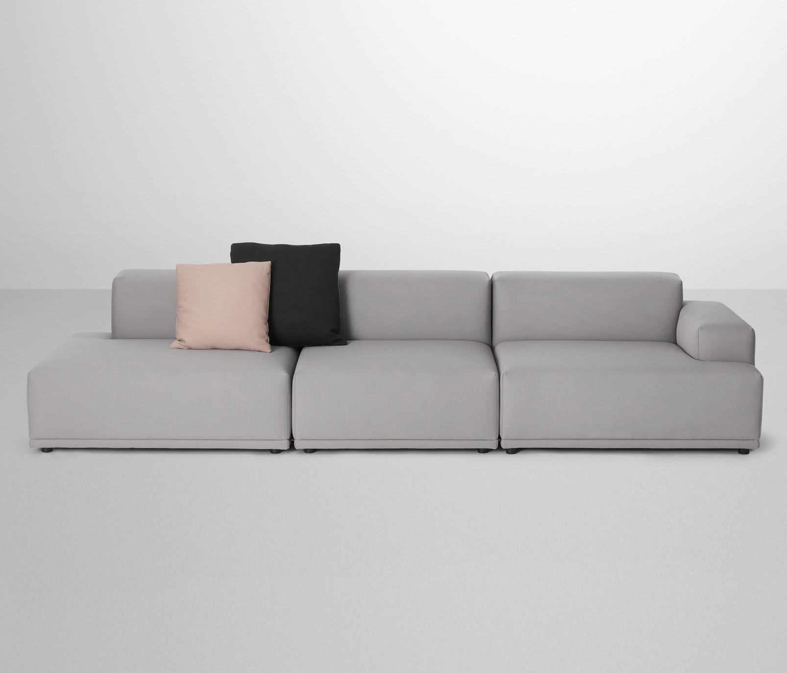 connect sofa 3 seater open lounge sofas from muuto architonic. Black Bedroom Furniture Sets. Home Design Ideas