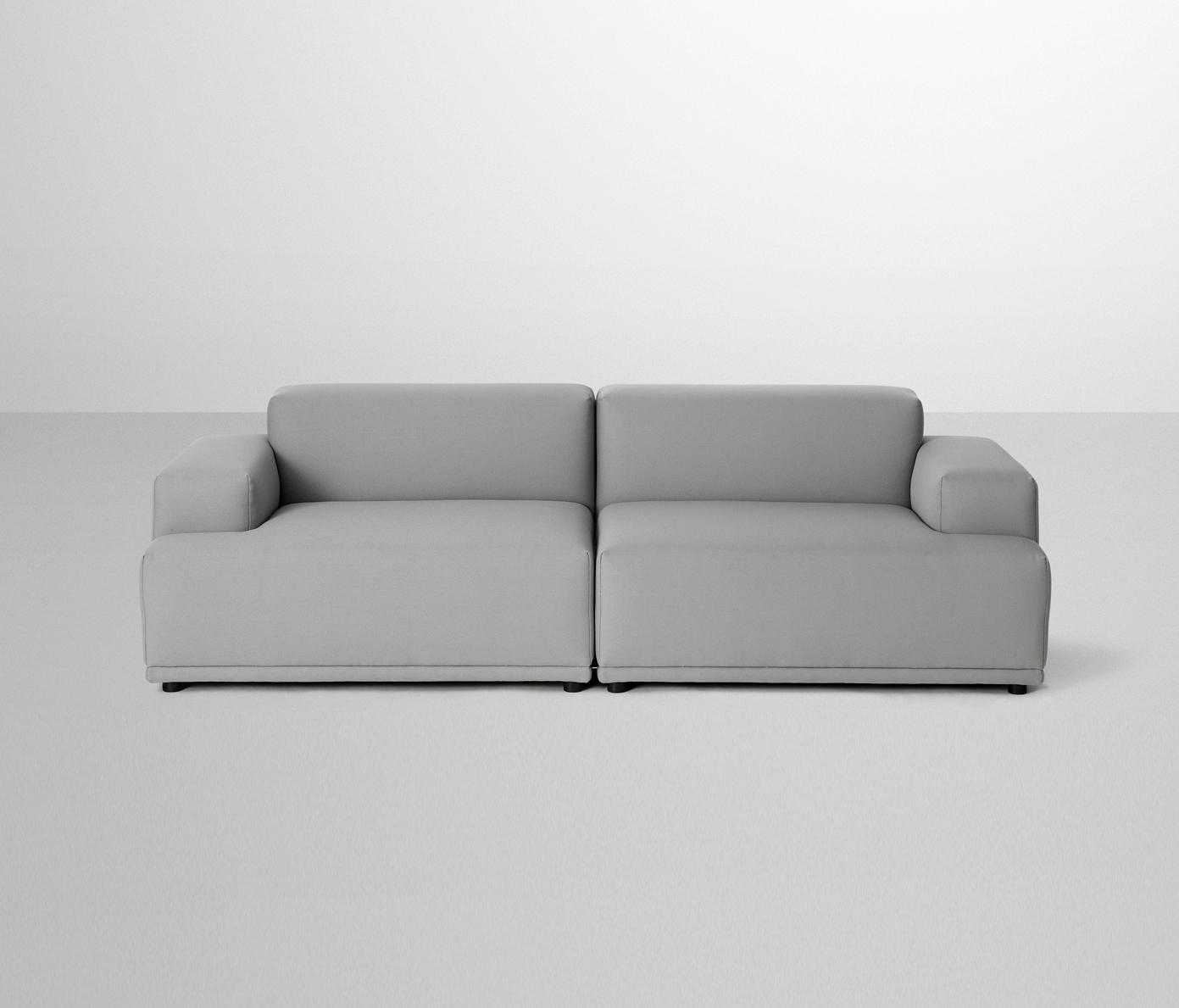 connect sofa 2 seater lounge sofas from muuto architonic. Black Bedroom Furniture Sets. Home Design Ideas