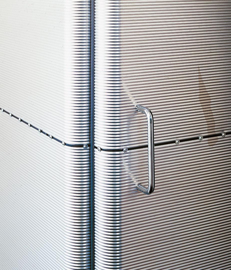 ALUMINIUM-SCHRANK 380 - Schränke von Thut Möbel | Architonic