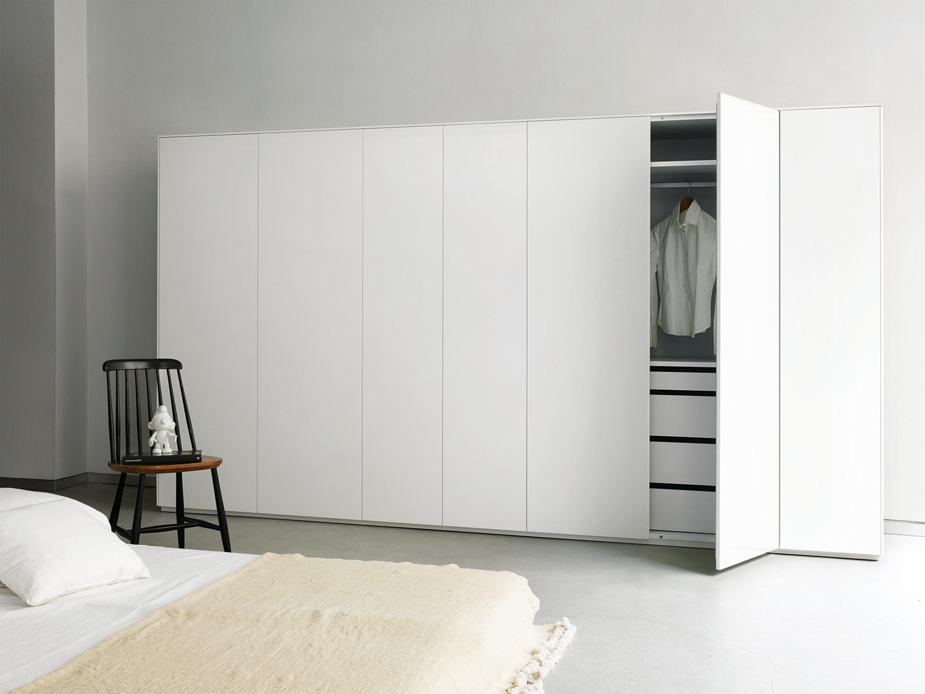 line schrank schr nke von piure architonic. Black Bedroom Furniture Sets. Home Design Ideas