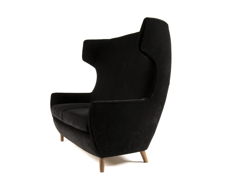 Hardy Wingback Sofa By Dare Studio Sofas