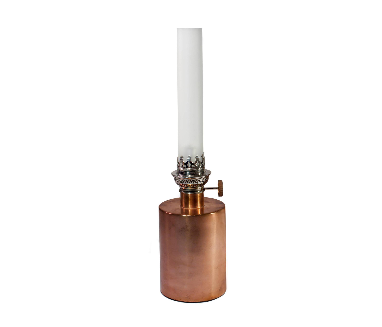 Patina Oil Lamp Small By Klong ...