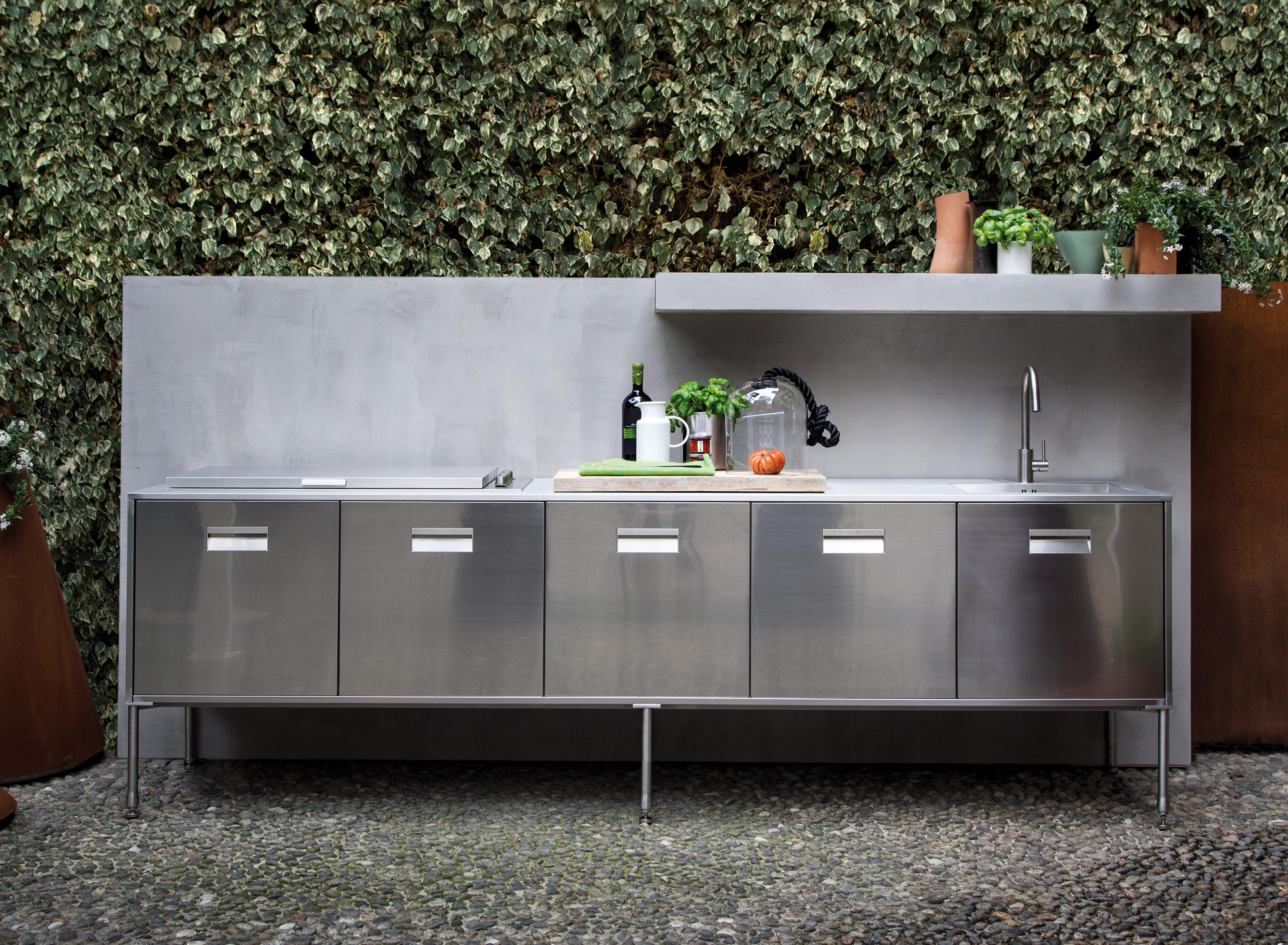 ARTUSI OUTDOOR - Cucine da esterno Arclinea | Architonic
