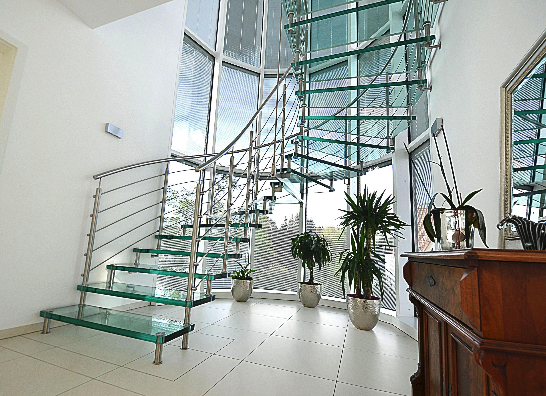 Stairs Treppen sevilla vetro glass stairs from siller treppen architonic
