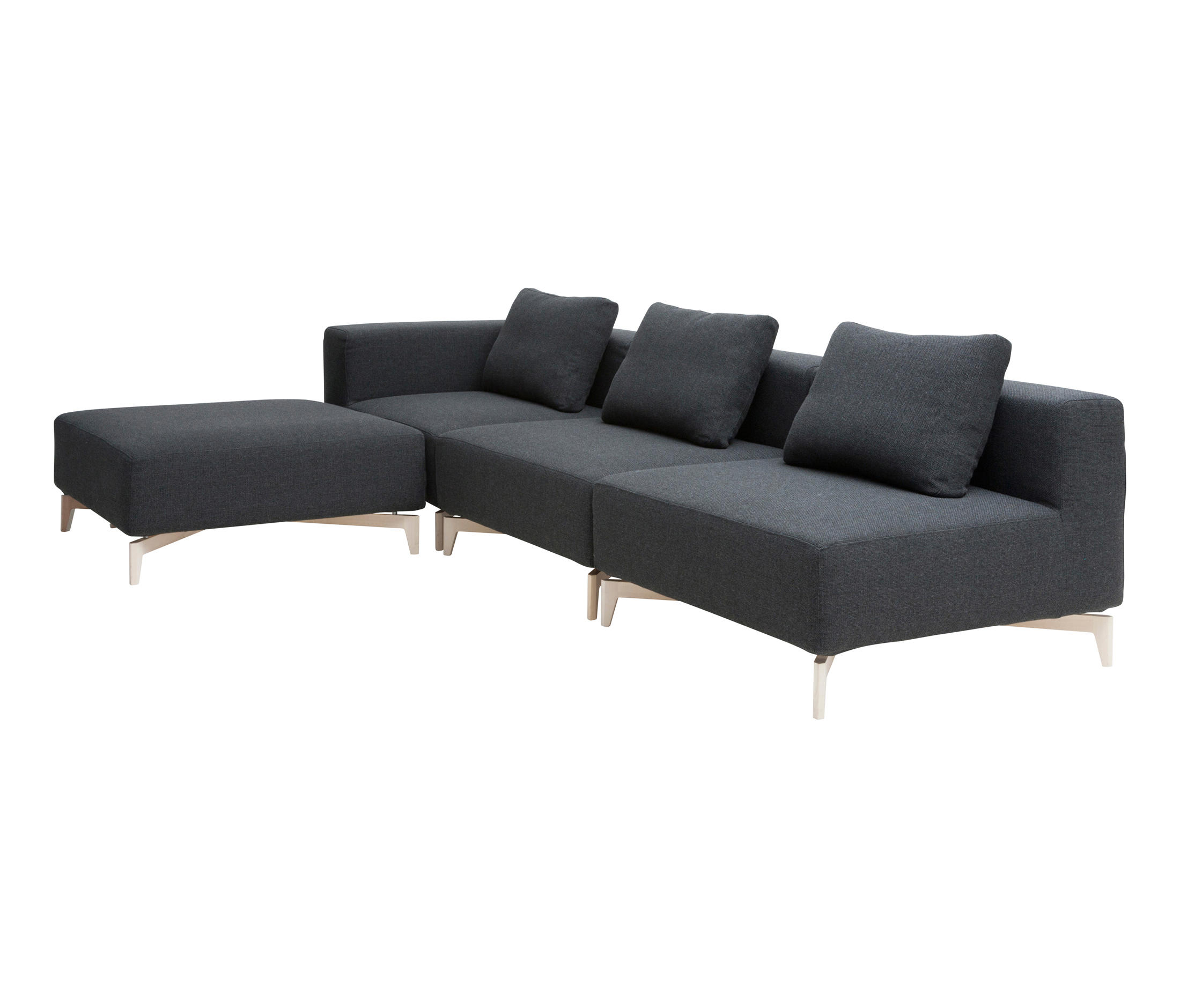 passion sofa loungesofas von softline a s architonic. Black Bedroom Furniture Sets. Home Design Ideas