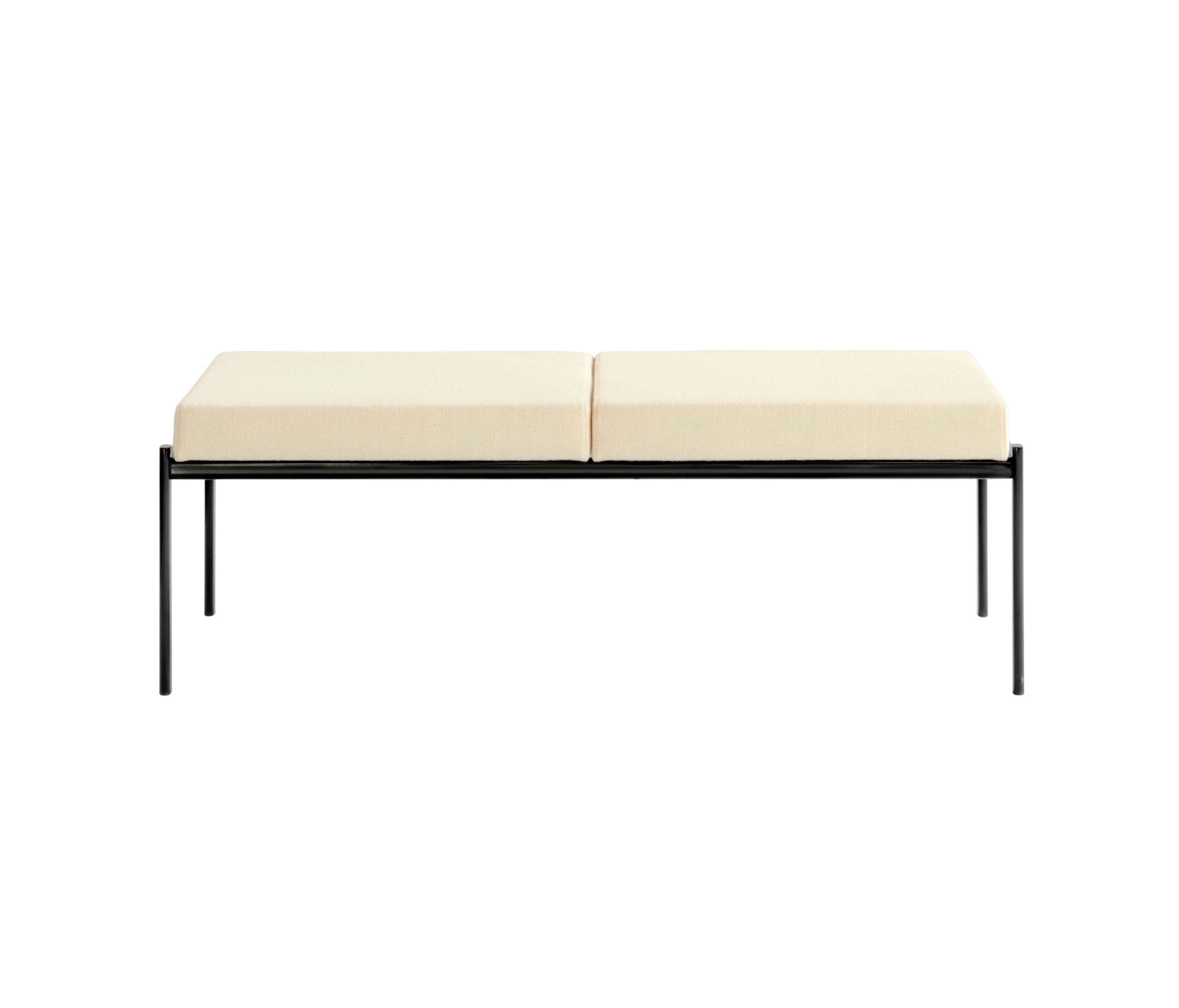 kiki bench | 2-seater - benches from artek | architonic 2 Seater Dining Bench