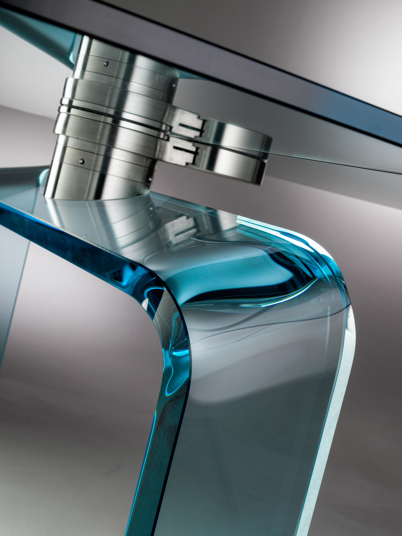 Tavoli In Cristallo Allungabili Reflex.Policleto Allungabile Tavoli Pranzo Reflex Architonic