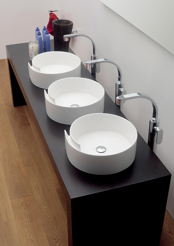 Brossette Salle De Bain Evreux ~ Roll Basin Lavabos De Ceramica Flaminia Architonic