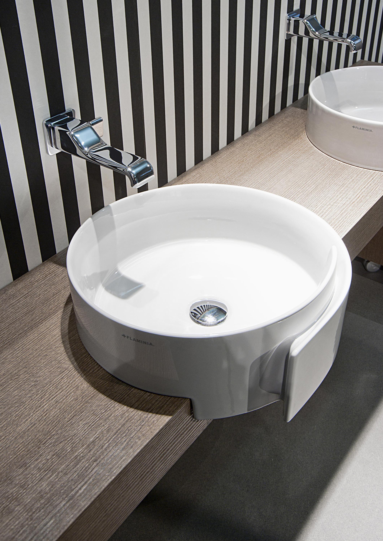 Salle De Bain Sol Effet Parquet ~ Roll Basin Lavabos De Ceramica Flaminia Architonic