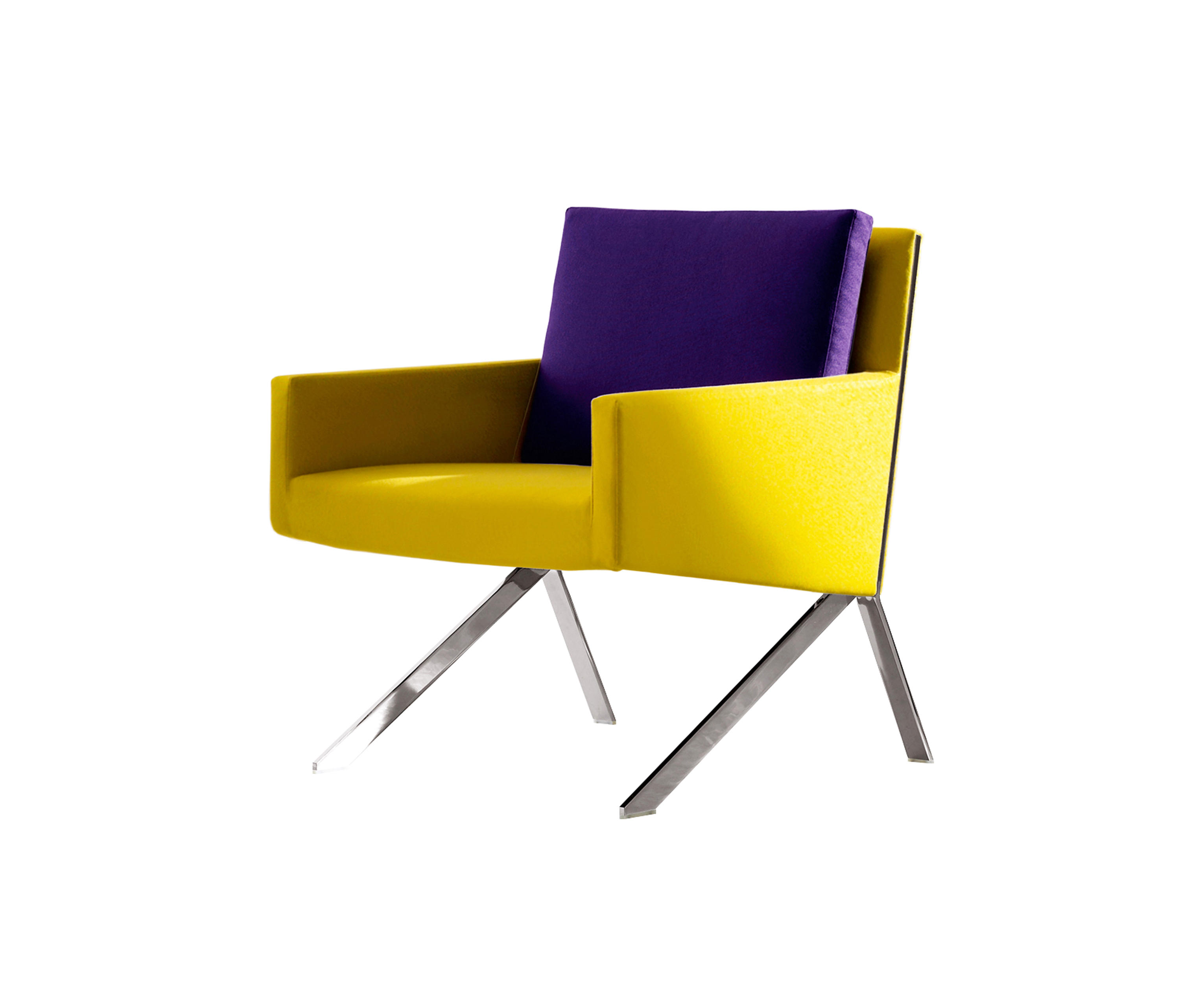 Theo Lounge Chairs From B B Italia Architonic