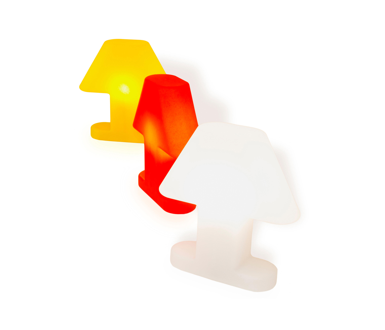 Lampada Da Studio Design flat light table lamp & designer furniture | architonic