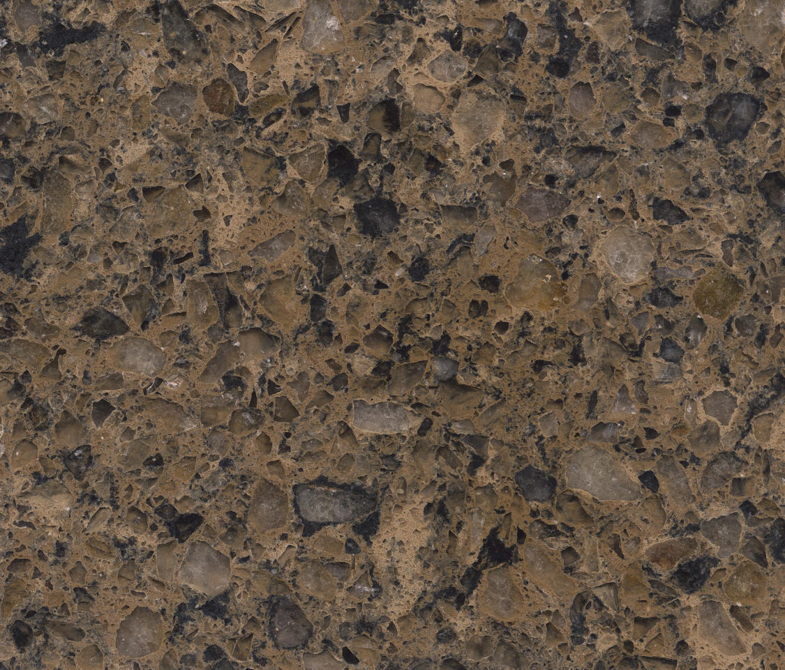 Silestone Brazilian Brown Mineral Composite Panels From