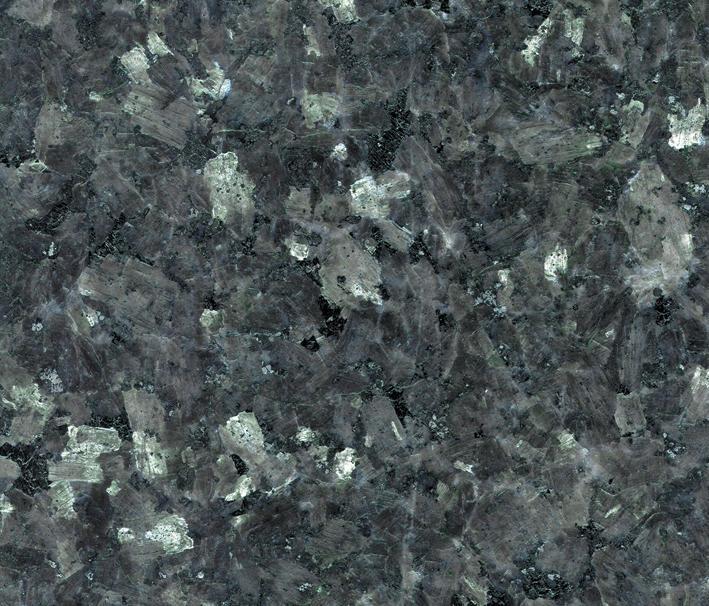 Scalea granito blue pearl mineral composite panels from for Granito natural colores