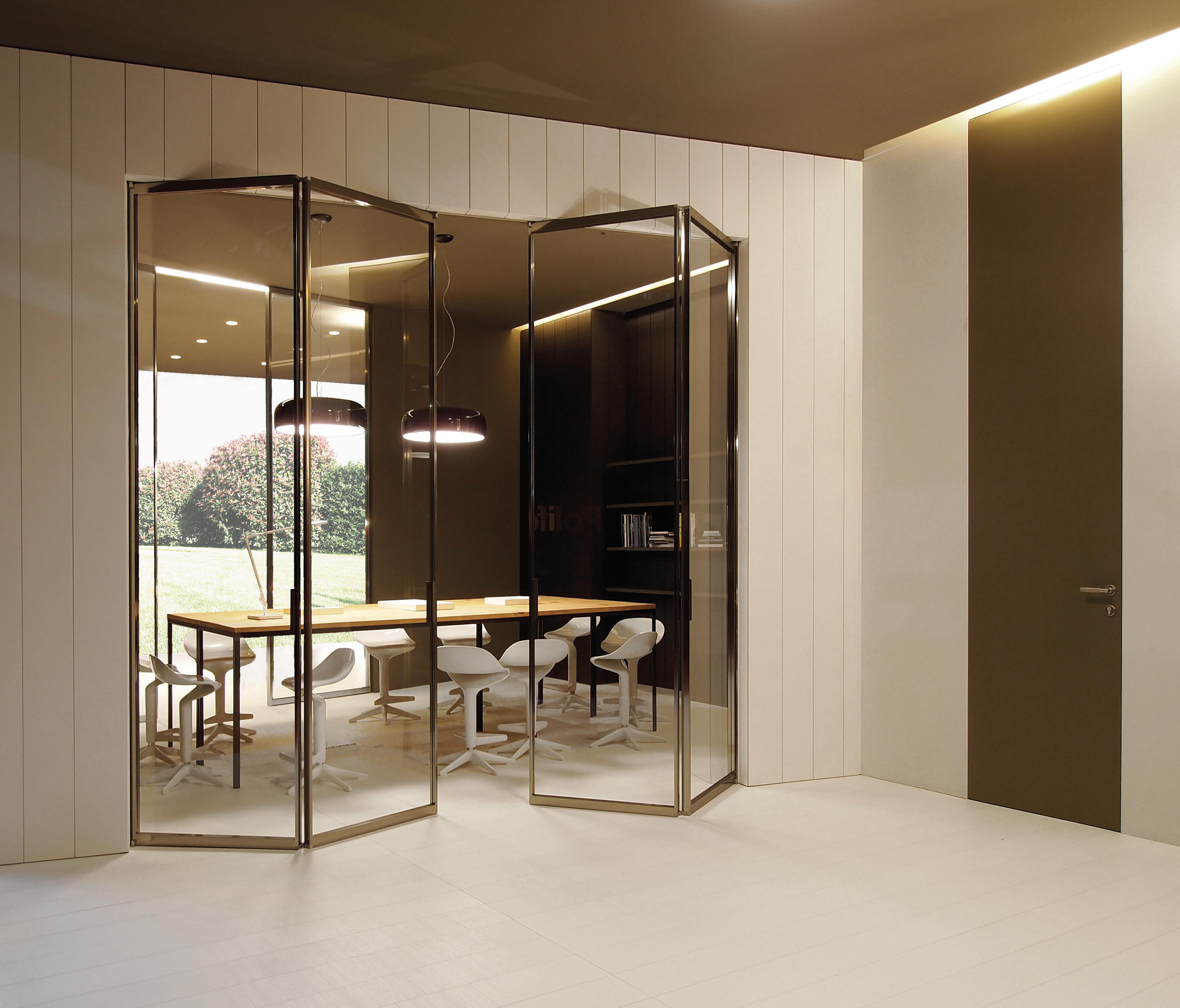 PAVILION LIBRO - Internal doors from TRE-P & TRE-Più | Architonic