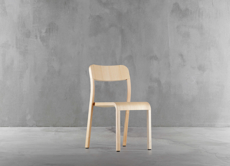 Sedie Blu Elettrico : Blocco sedia 1475 20 sedie plank architonic