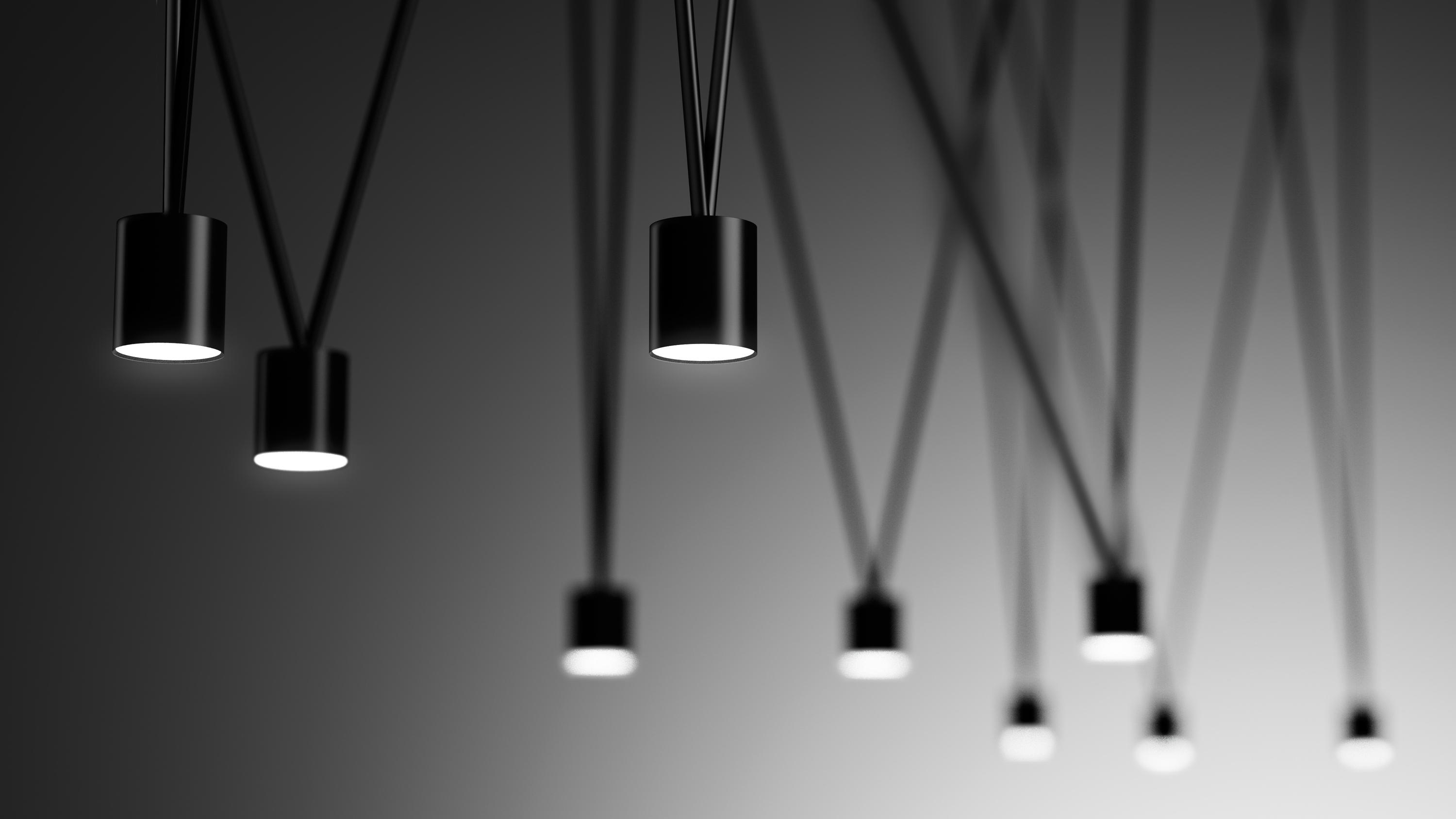 Match Pendant Lamp By Vibia Ceiling Lights