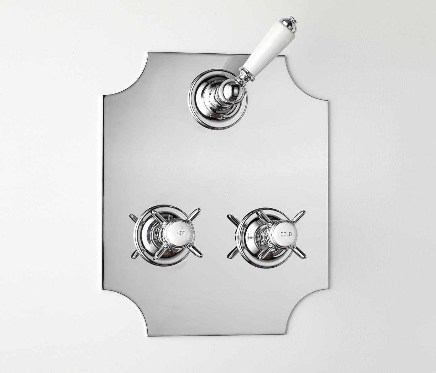 Coventry mezcladora para ducha grifer a para duchas de for Mezcladora para ducha precio