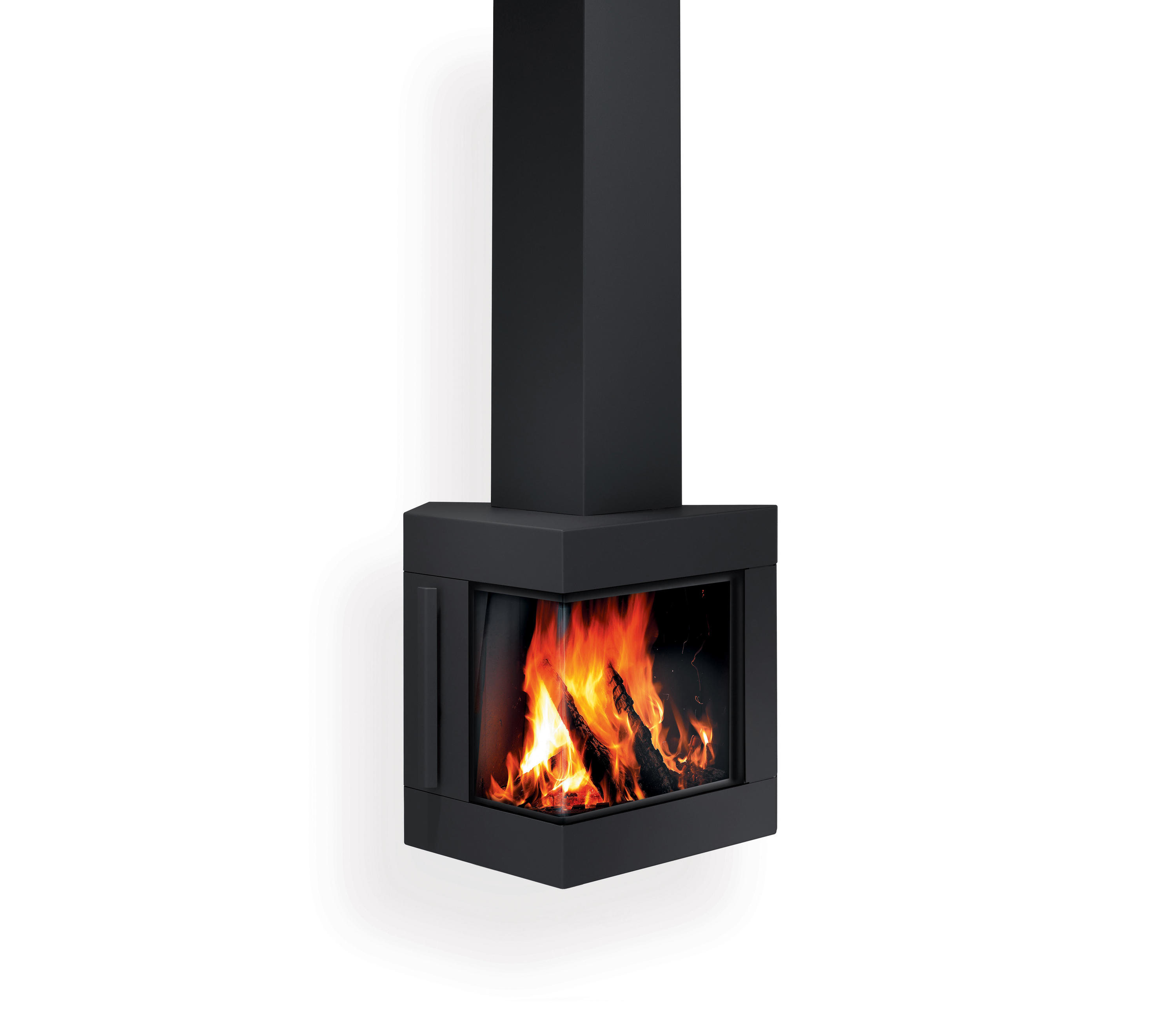 TRIAS - Wood burning stoves from Harrie Leenders | Architonic