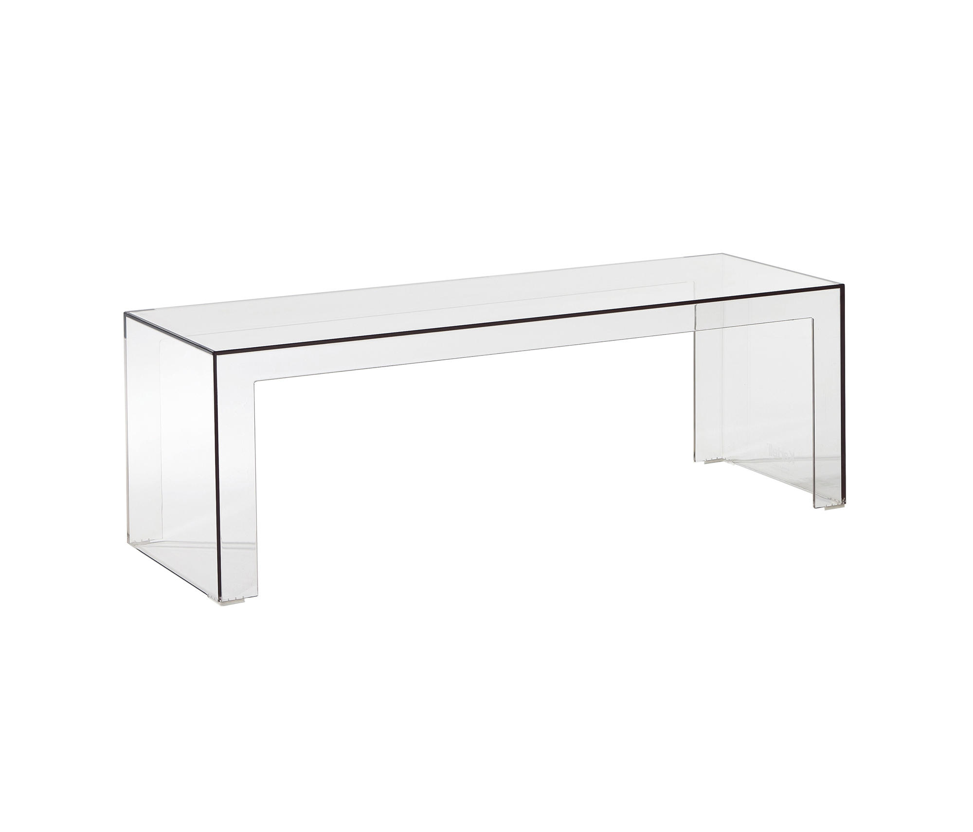 Tavolino Kartell Invisible Side.Invisible Side Coffee Tables From Kartell Architonic