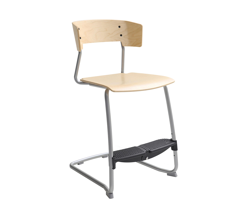 Xpect sillas para aulas escuelas de kinnarps architonic for Sillas para ferias
