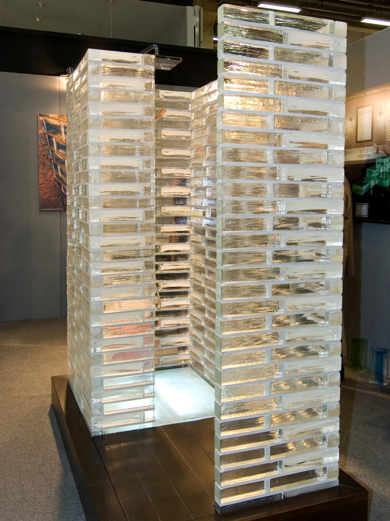 Glasbausteine duschwand  GLASBAUSTEINE - Hochwertige Designer GLASBAUSTEINE | Architonic