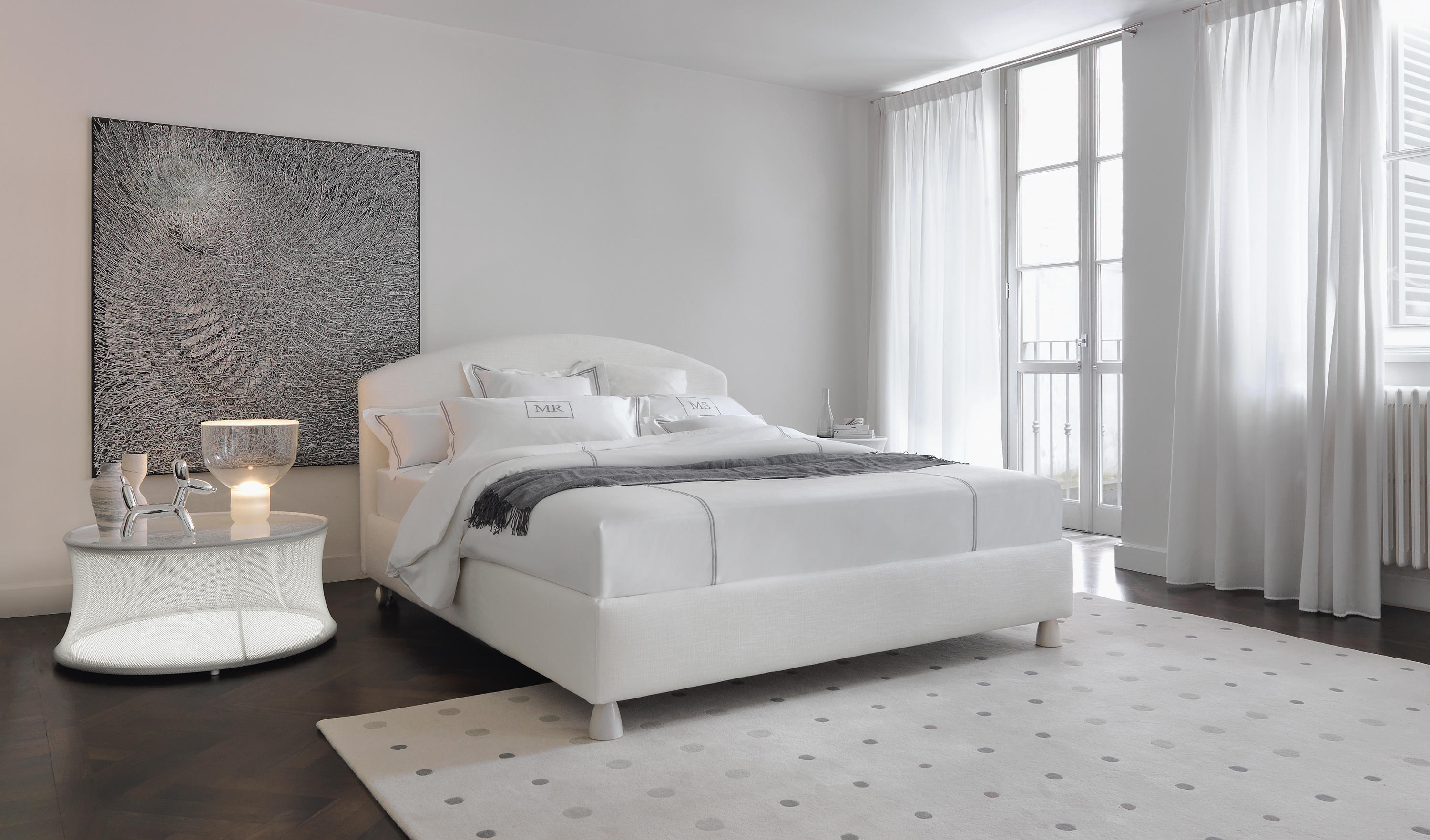 Flou Mobili Outlet.Magnolia Double Beds From Flou Architonic