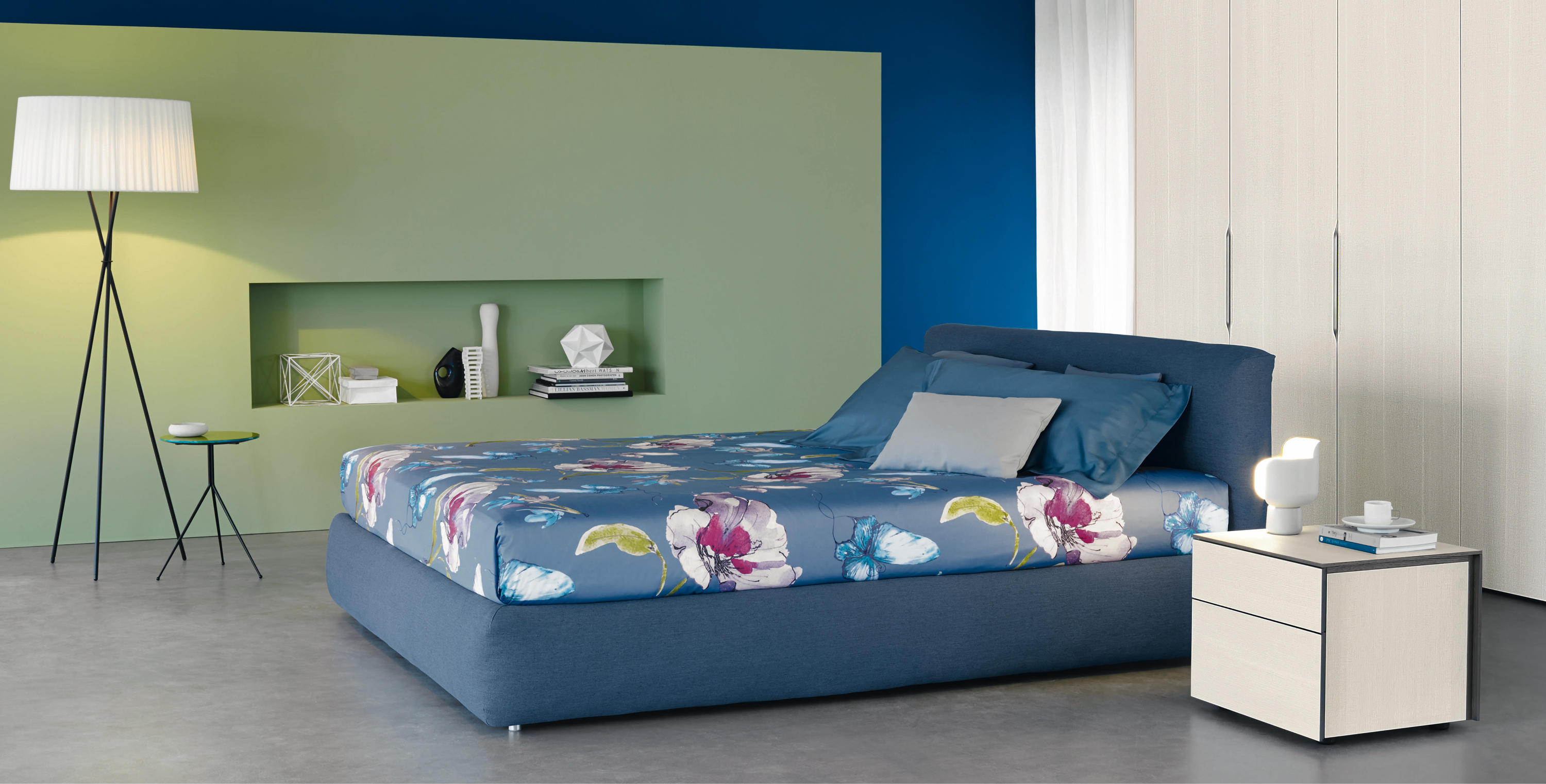 MERKURIO DOUBLE - Double beds from Flou | Architonic