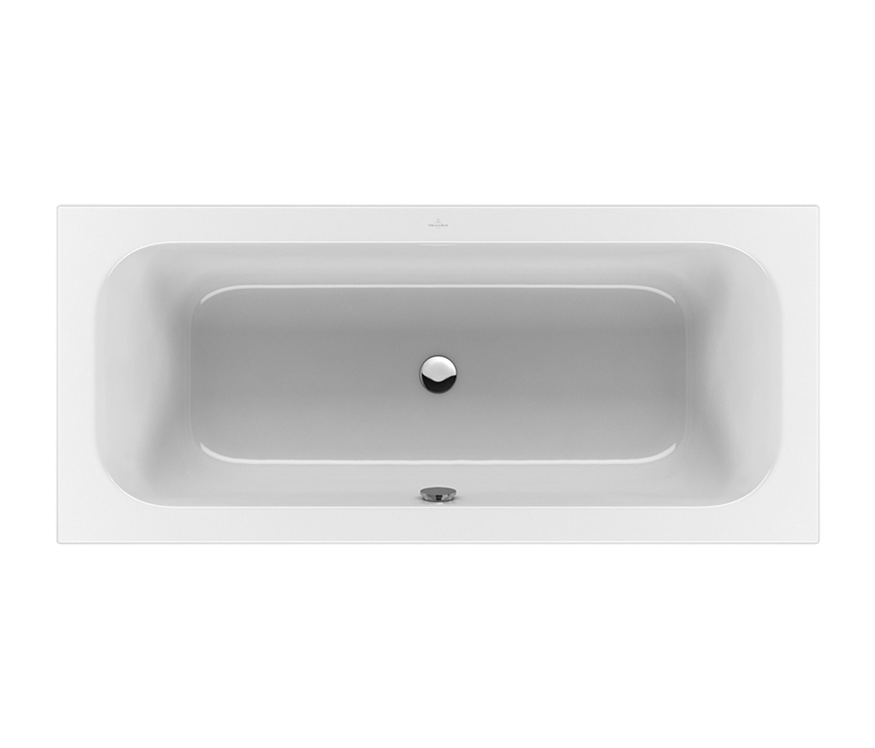 Loop friends vasca da bagno vasche ad incasso villeroy - Vasche da bagno ad incasso ...