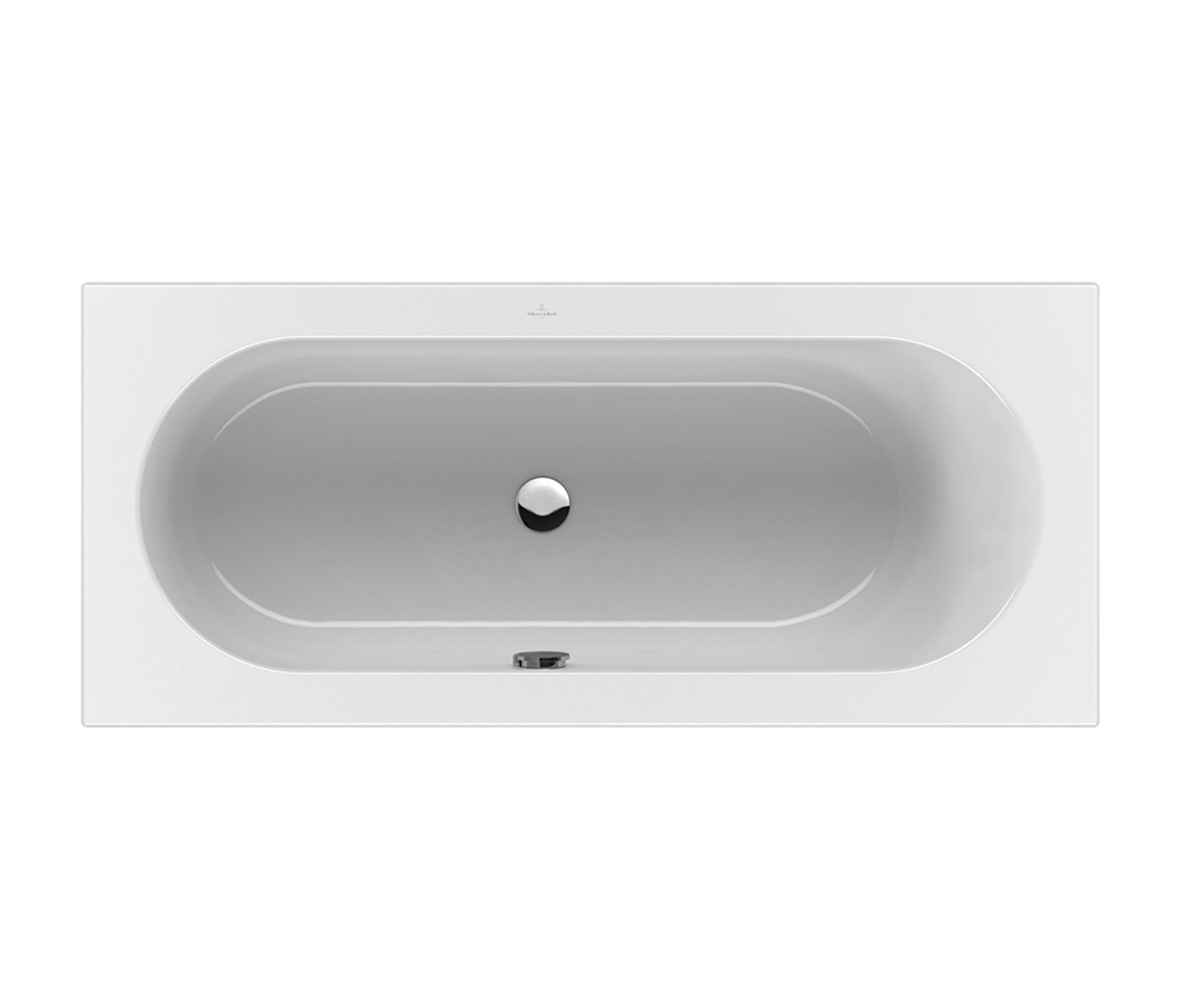 Loop friends vasca da bagno vasche ad incasso villeroy - Villeroy boch bagno ...